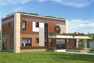 Projekt domu Santos DCP308