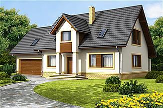 Projekt domu Marcello 2 G2