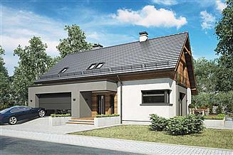Projekt domu Wilson