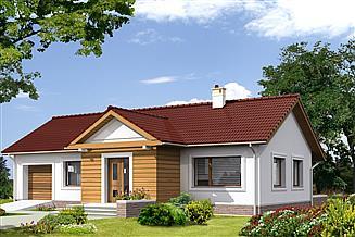 Projekt domu Vis LMB91