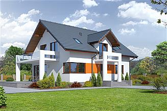 Projekt domu Jasło 33