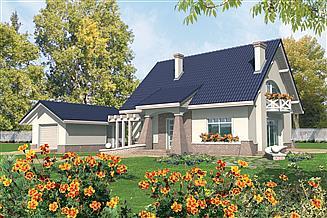 Projekt domu Janeczka G1
