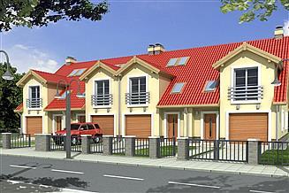 Projekt domu Hubert S
