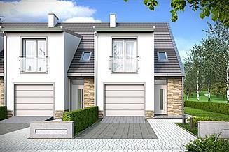 Projekt domu Erwin P
