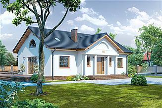 Projekt domu Chmielów