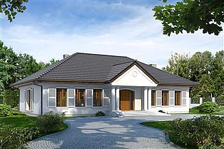 Projekt domu Tercja 6