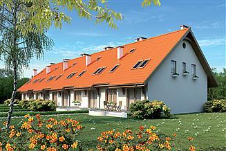 Projekt domu Rozanna II G1