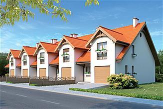 Projekt domu Rozanna III G1