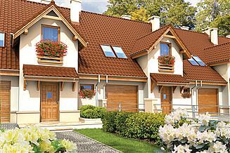 Projekt domu Sambor G1