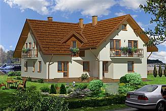 Projekt domu Rivabella Termo