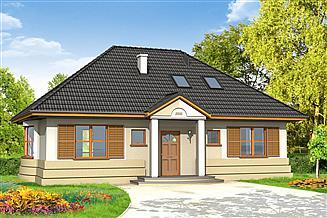 Projekt domu Gargamel