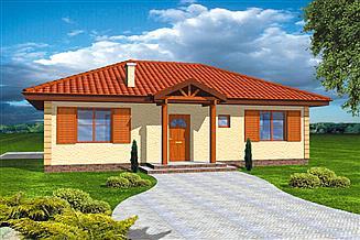 Projekt domu Jak marzenie