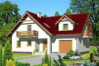 Projekt domu HG-R1