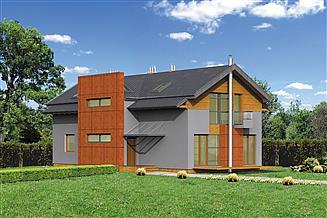 Projekt domu WB-0030