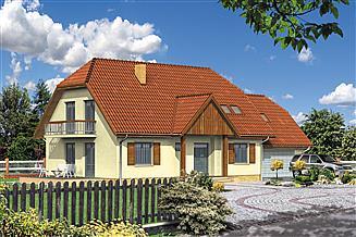 Projekt domu WB-0036