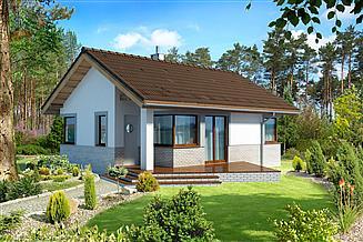 Projekt domu Lucca LMB71