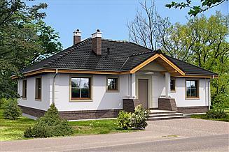 Projekt domu Rawenna LMB74