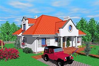 Projekt domu KOZ