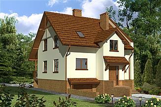 Projekt domu Vico Termo