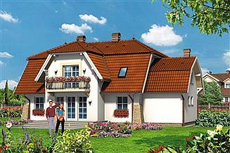 Projekt domu Claudia