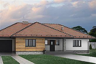 Projekt domu HG-H5G