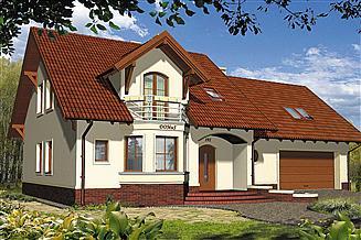 Projekt domu Diuna II ZM1