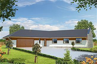 Projekt domu Girona DCB75