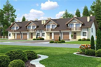 Projekt domu Fasano IV