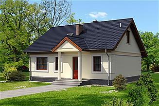 Projekt domu Tuluza LMB31