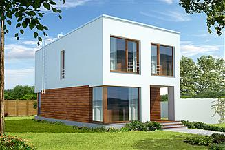 Projekt domu Tottori DCP269