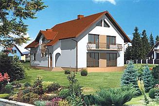 Projekt domu WB-3400