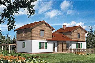 Projekt domu WB-3485