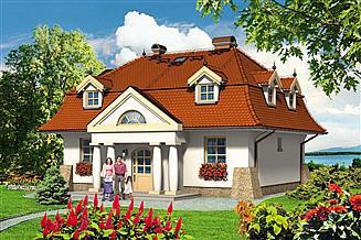 Projekt domu Piękna Kasia