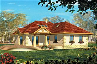 Projekt domu Lira II Plus