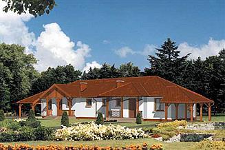 Projekt domu WB-3490