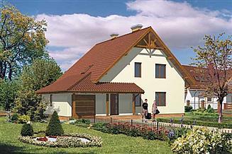 Projekt domu WB-3985