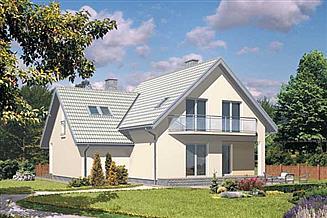 Projekt domu WB-3987