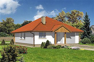 Projekt domu WB-3352
