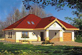 Projekt domu Odyseja I-G