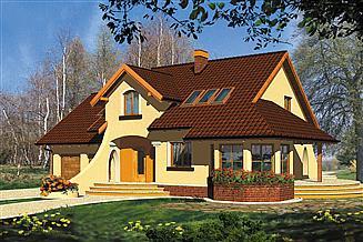 Projekt domu Odyseusz II