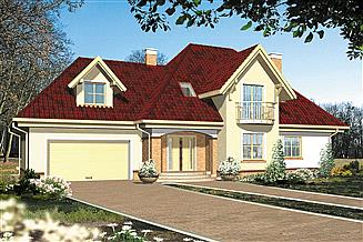 Projekt domu Olimp II