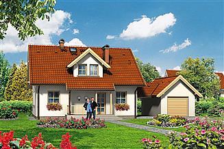 Projekt domu Złote Runo