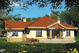 Projekt domu Sinope I