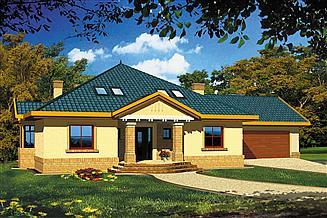 Projekt domu Sinope II