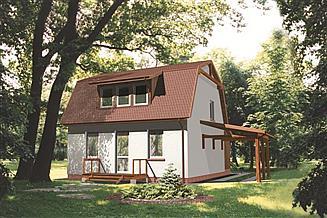 Projekt domu WB-3481