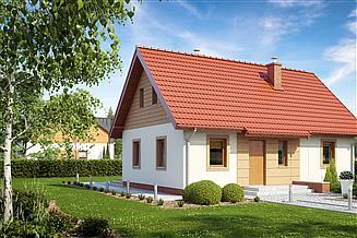 Projekt domu TK88