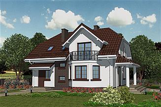 Projekt domu APS 142