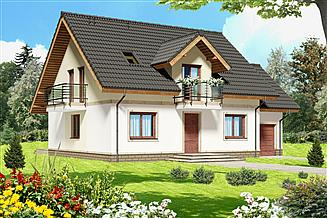Projekt domu Ares II