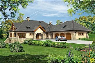 Projekt domu Willa Panorama