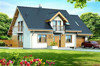 Projekt domu Kendra Mała